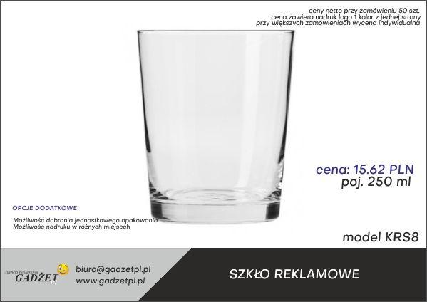 szkło reklamowe