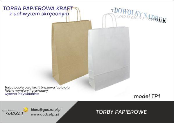 torby reklamowe papierowe